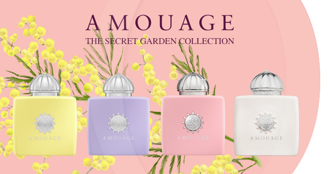 Amouage The Secret Garden Collection