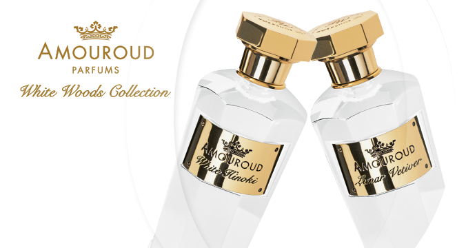 Amouroud White Woods Collection