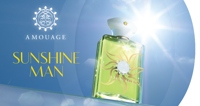 Amouage - Sunshine man